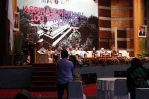 Dokumentasi Kegiatan Silaturahmi MWA ITB Dengan Sivitas Akademika ITB