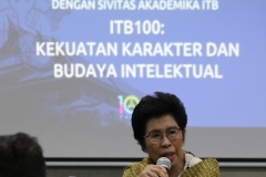 Silaturahmi MWA dengan Sivitas Akademika